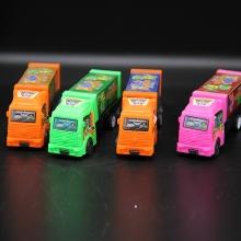 恐龙大卡车玩具糖