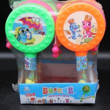 东栋 超级大摇鼓玩具糖 8克x10支广东