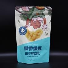 三只松鼠 蟹香蚕豆 坚果 净含量205克